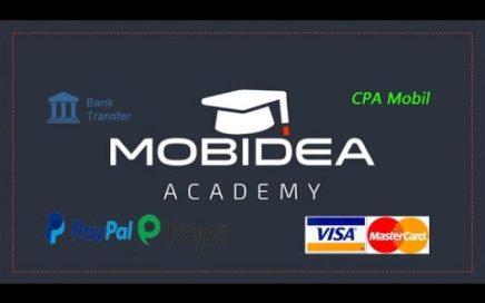 Como ganar dinero con Mobidea tutorial completo 2018