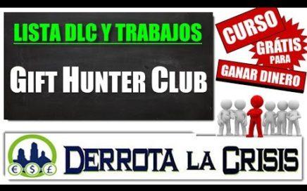 2.9- Gift Hunter Club, Como Ganar DINERO GRATIS en PAYZA y PAYPAL | Curso Derrota la Crisis