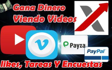 BuxP | Como Ganar Dinero Para Paypal 2016 Viendo Vídeos | Explicación Completa
