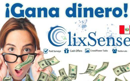 ClixSense ¿Que es y como funciona? Noviembre 2017