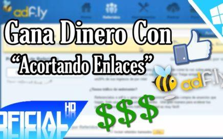 """Como Ganar Dinero Con Adfly """"Facil y Seguro"""" Febrero 2017"""