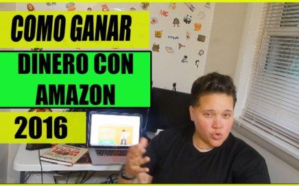Como Ganar Dinero Con Amazon En El  2016 - BebaDinero