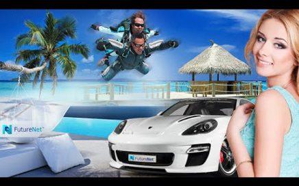 Como ganar dinero con FutureNet en español