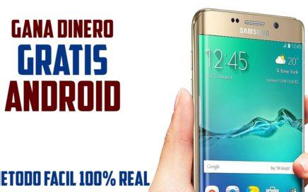 Como ganar dinero con tu android 2016 | 10 euros GRATIS | Tecnocat