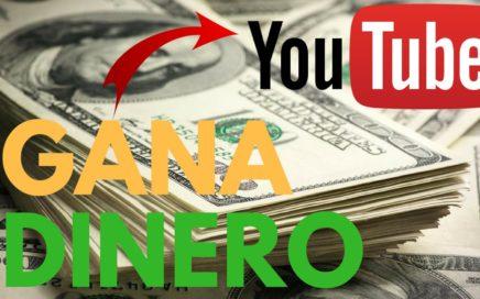 Como Ganar Dinero Con YouTube Colombia y Todo El Mundo