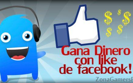 como ganar dinero dando like en facebook funciona 100% 2013