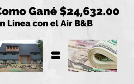 Como Ganar Dinero En Internet con Air B&B