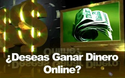 Como Ganar Dinero En Internet Y Trabajar Desde Casa (Comprobado)