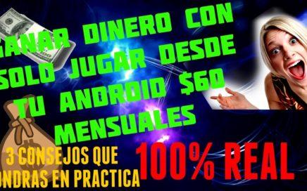 COMO GANAR DINERO FÁCIL Y RÁPIDO  DESDE TU ANDROID CON SOLO JUGAR// BIG TIME $60