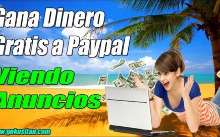Cómo Ganar Dinero Gratis a Paypal Viendo Anuncios de Publicidad con ScarletClicks
