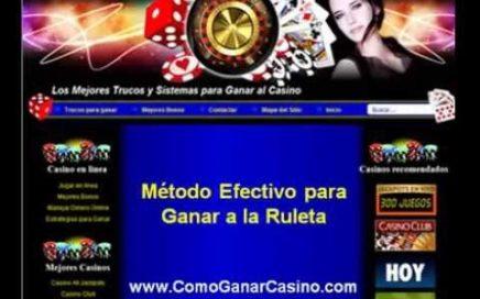 Como Ganar Dinero Jugando Casino Online (Ruleta)