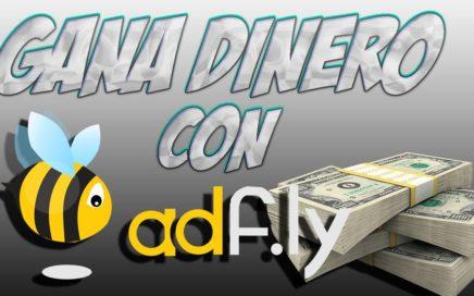 Como ganar dinero Online con adf.ly