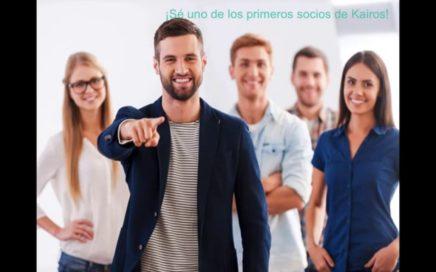 Como ganar dinero online con Kairos Technologies Ltd. 2 parte