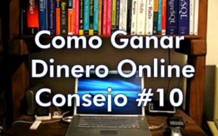 Como Ganar Dinero Online Consejo #10: ATRAER
