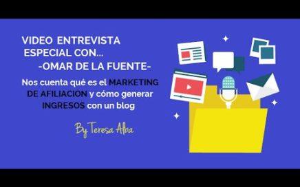 Cómo ganar dinero online: Entrevista Omar de la Fuente
