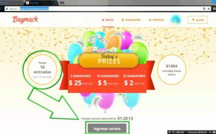 Como Ganar Dinero por Internet 2017 ¡ATENCIÓN! Hasta 300$ al Día *Baymack*