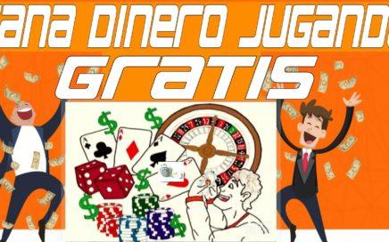 Como GANAR DINERO por INTERNET JUGANDO Gratis Pago Paypal |Quiero Dinero