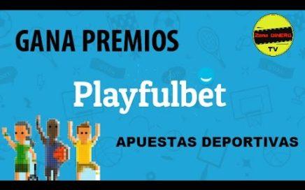 Como ganar dinero por internet para Paypal gratis 2016 | Gana dinero apuestas Playfulbet