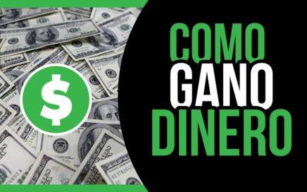 ¡¡¿Como Gano DINERO?!! | ESPECIAL 5MIL SUBS