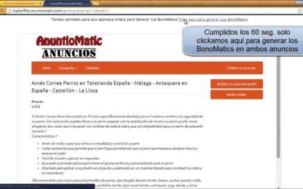 Como publicar anuncios en AnuntioMatic y ganar dinero Online.