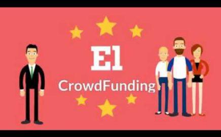 Crowdfunding - La Mejor manera de ganar dinero online sin riesgo!