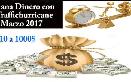 DINERO rapido VENEZUELA TRAFFICHURRICANE como GANAR DINERO 2017 50$ diarios