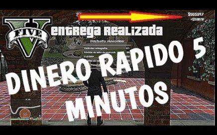 EL TRUCO MAS RÁPIDO DE GANAR DINERO GTA V PS4 1.40 - GTA 5 ONLINE