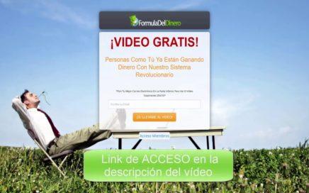 FORMULA DEL DINERO - Gana Dinero Online | Plataforma 100% Automática