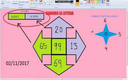 Gana Dinero facil -Numeros ganadores para hoy 02/11/17 / Como Ganar chance