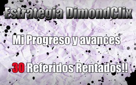 Gana dinero Online - Estrategia y progreso en DimondClix