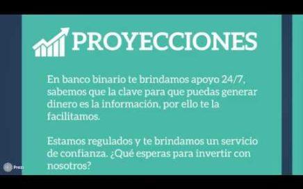 Gana dinero Online!!! Opciones Binarias