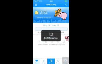 Gana dinero paypal y amazon con Receipt Hog la app que te paga por tus recibos
