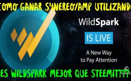 Gana Dinero Rápido: Como Ganar Dinero Rápido Por Internet Utilizando WildSpark
