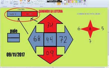 Gana Dinero Rapido hoy 09/11/17 en La Loterias y Apuestas