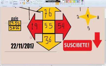 Gana Dinero Rapido hoy 22/11/17 en La Loterias y Apuestas/ juega chances