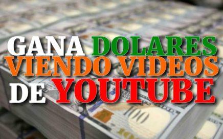 GANA DINERO VIENDO VIDEOS 2017 PARA PAYPAL DOBIGMONEY