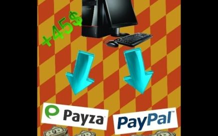 GANAR DINERO A PAYPAL Y PAYZA FACIL - 45$ DIARIOS- 2016 - INNOCURRENT