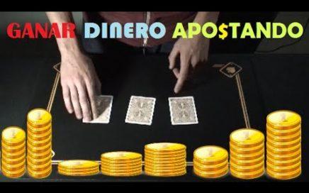 GANAR DINERO con cartas ~ Juego de cartas REVELADO :: El truco del trilero/ Gambler-trick