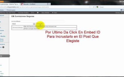 Ganar Dinero Con Clickbank | Plugin Para Wordpress