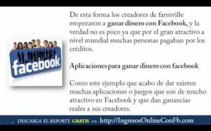 Ganar Dinero con Facebook con los Juegos