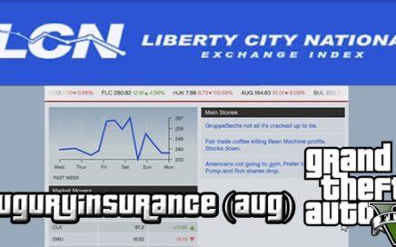 Ganar dinero con la empresa AuguryInsurance (AUG) | Bolsa LCN | GTA V