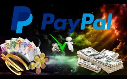Ganar dinero desde casa (Dinero directo a Paypal)
