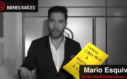 Ganar Dinero en Bienes Raices Video 5 de 5 con Mario Esquivel