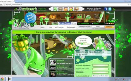 Ganar dinero en Internet. Ganar dinero fácil y regalos jugando online con Dripwin