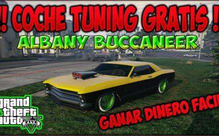 ! GANAR DINERO FACIL GTA V Online ! Localizacion ALBANY BUCANEER TUNING !! GTA 5 Online PS4