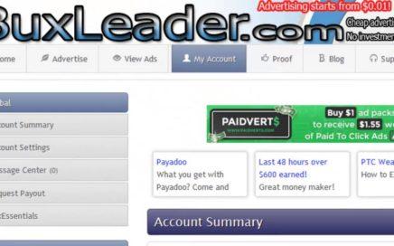 Ganar Dinero Facil y Rapido Viendo anuncios [Retirando a PayPal]