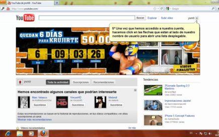 Ganar dinero insertando anuncio en video de youtube a traves de google adsense