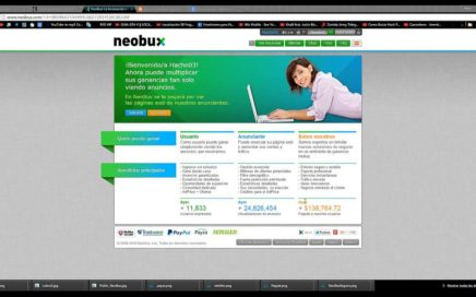 Ganar Dinero Online Neobux || ¿Que es NeoBux? ¿Es esto una estafa o funciona de verdad?