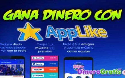 Ganar Dinero Para Paypal - AppLike - Free Cash - 2017 - AndroidGOP