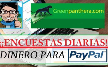 ¡¡Ganar dinero para PayPal con encuestas!!    ¿¿Encuestas Diarias??    Dinero por Internet